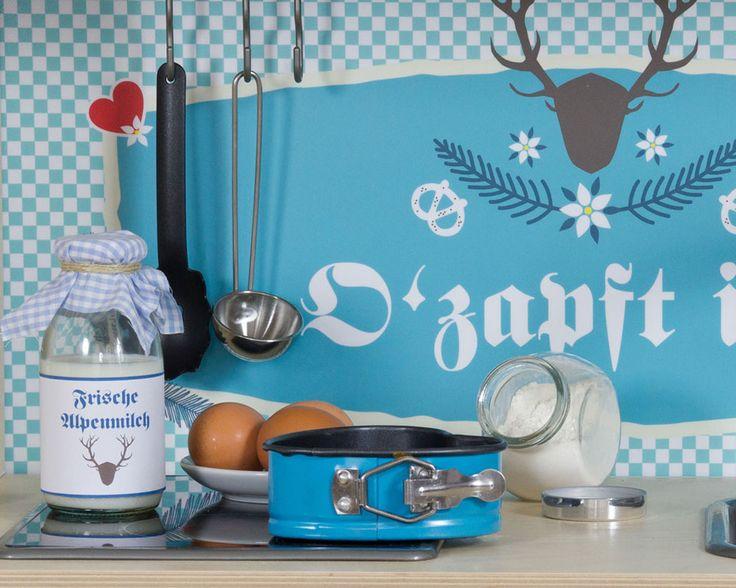 Bastelvorlagen zum Ausdrucken Alpenmilch. www.limmaland.com