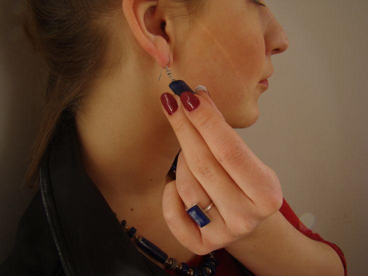 Sesja zdjęciowa z biżuterią marki Lapis Shop Fot. Patrycja Łuczyńska