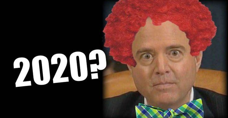 VIDEO : Chris Matthews Claims Clown Adam Schiff Might Run for President – TruthFeed