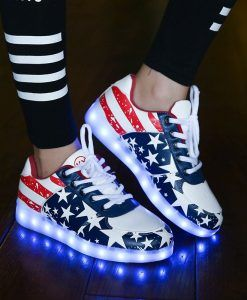 Buy cheap girls led shoes and sneakers online. Lowest price guaranteed! Light up shoes and glow up accessories for girls with free shipping in USA/ Canada