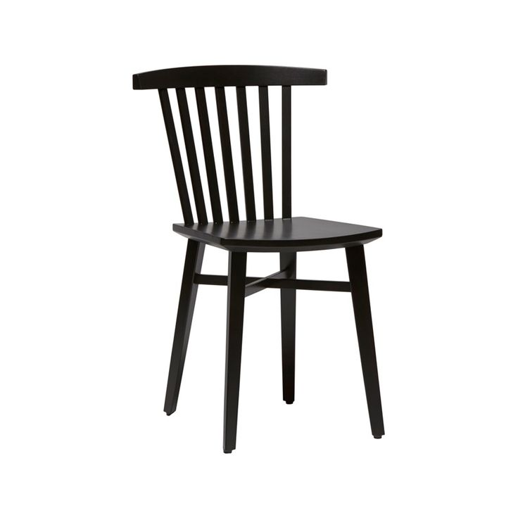 Karlsö stol - Karlsö stol - svart