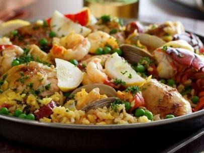Get The Ultimate Paella Recipe from Food Network
