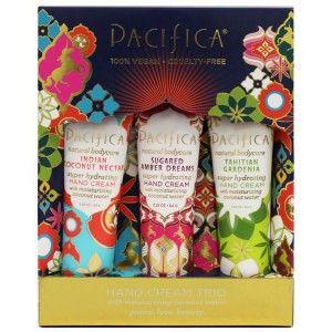 Pacifica Hand Cream Trio