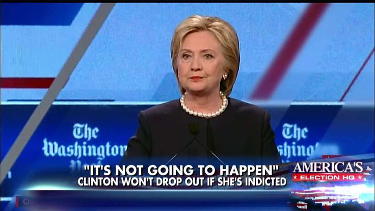 Clinton at Dem Debate: Benghazi Victim's Mom Is 'Absolutely Wrong'