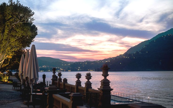 We wish you were here...falling in #love on the enchanted shores of #LakeComo! http://www.castadivaresort.com/Packages-2018-Luxury-Hotel-Lake-Como.aspx