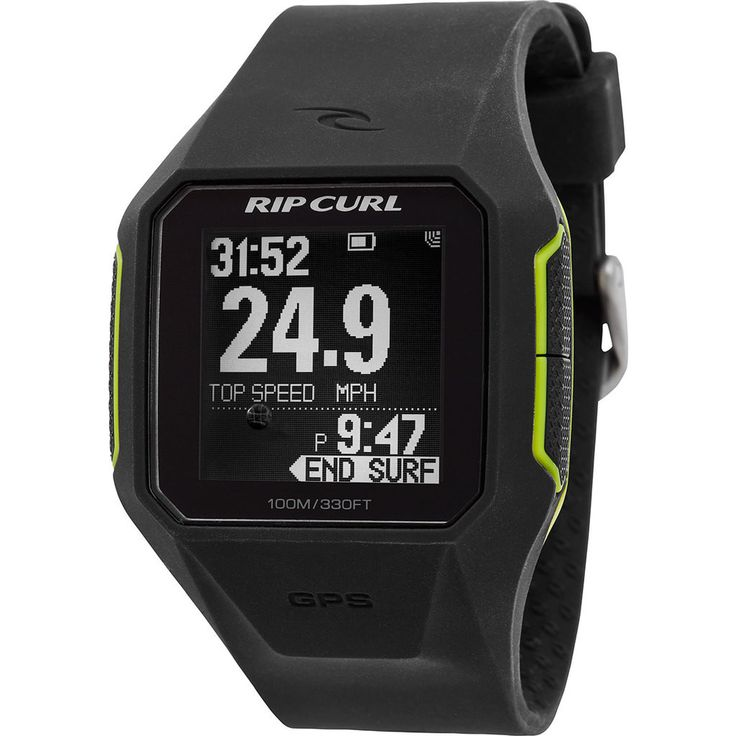 Rip Curl Search GPS Surf Watch | Charcoal