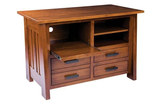 Freemont Mission Lateral File And Printer Cabinet Solid Wood Office Furniture Printer Cabinet Solid Wood Office