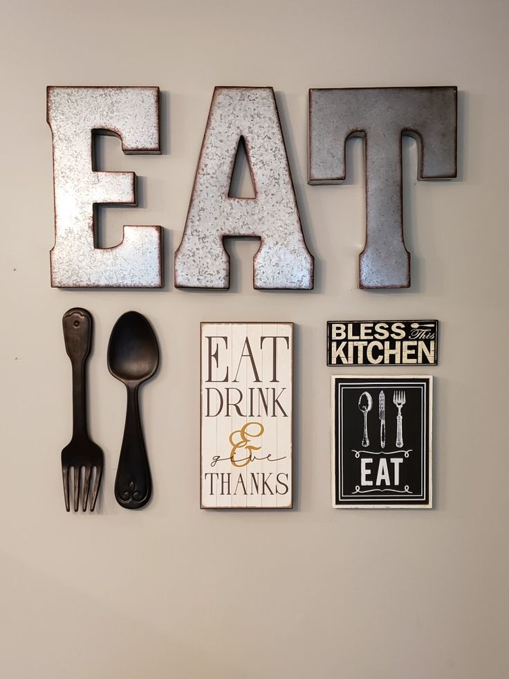 Kitchen Wall Decor Ideas Diy And Unique Wall Decoration Rustic Kitchen Wall Decor Kitchen Decor Wall Art Kitchen Wall Decor
