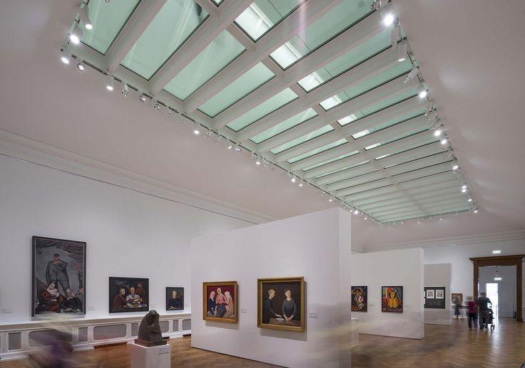 LNMM - Latvian National Museum of Art #lighting #project