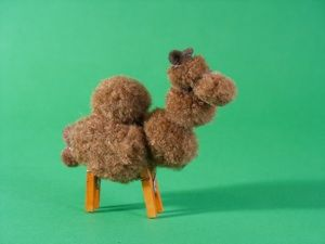 Camel ornament for Rebekah and Isaac