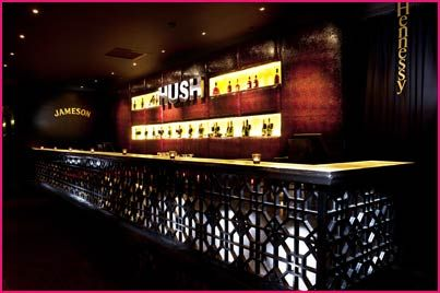 Johannesburg - Rosebank - Nightclub - Hush bar and lounge situated in the Design District in Rosebank. Hush bar & lounge caters to an older crowd who would like to enjoy quality liquor. For more information click here: http://bit.ly/lDUzZH