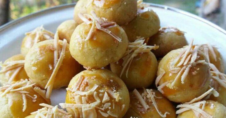 Resep Nastar Keju Super Lembutttt favorit. Jajanan yang wajib ada dirumah saat lebaran 😁 Jangan lupa recooknya ya kalo ada yg recook 😘