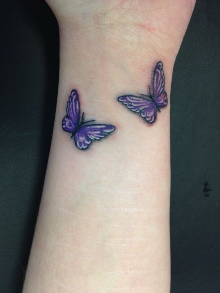 I'm a big fan of the butterfly project, as it helped me so much when I was a teenager. I struggled with self harm for a long time. I first found the project when someone asked if they could draw a butterfly on my wrist, as my scars were visible and...