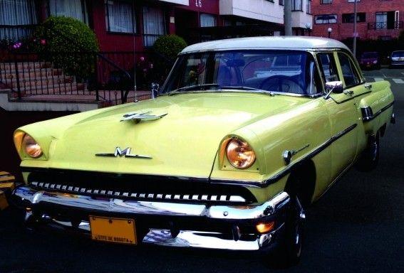 Mercury Monterrey 1955  #Matrimonios #Bodas #Novias #Eventos #Bogotá #Auto #Weddings