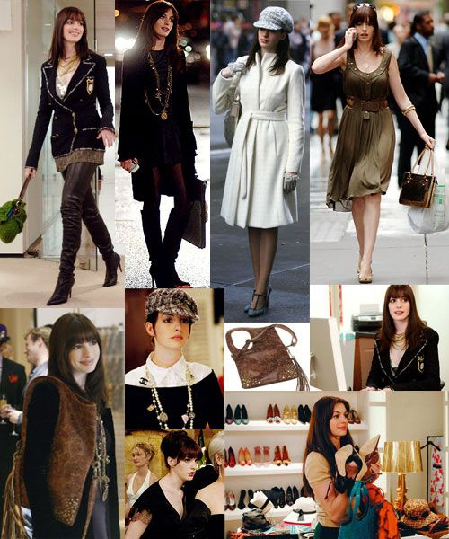 Fun movie , love the Chanel outfits!