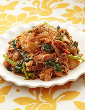しらたきの豚キムチ炒め by ローソンセレクト [クックパッド] 簡単おいしいみんなのレシピが262万品