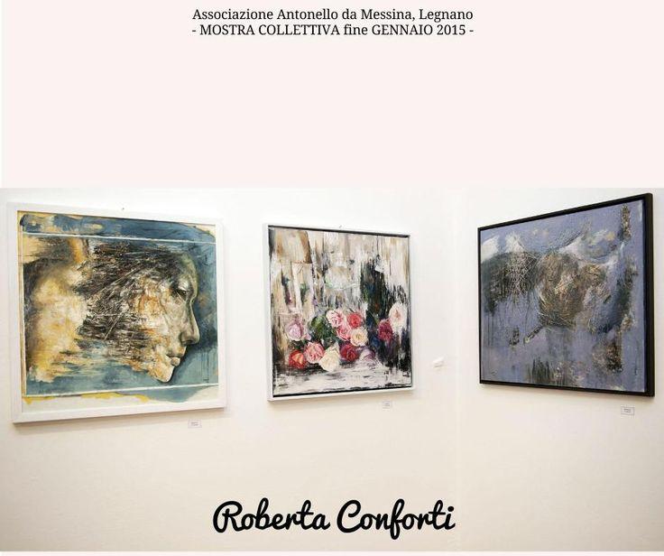 Di Roberta Conforti - Collettiva Gennaio 2015 - #LEGNANO