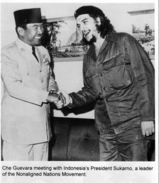 Soekarno & Guevara