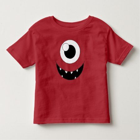 Ugly Monster T Shirt - tap, personalize, buy right now!