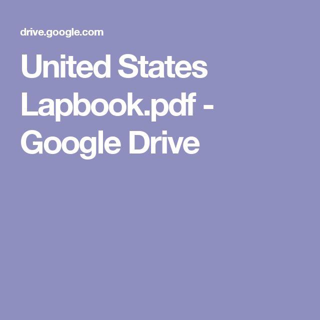 United States Lapbook.pdf - Google Drive