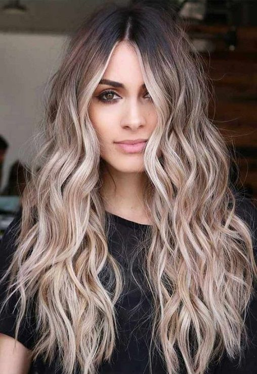28 Popular Long Hairstyles for Women 2019