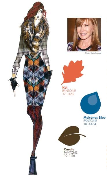 #FCRF13 Designer Inspiration: @Nicole Novembrino Novembrino Miller http://pantone.com/Fall2013