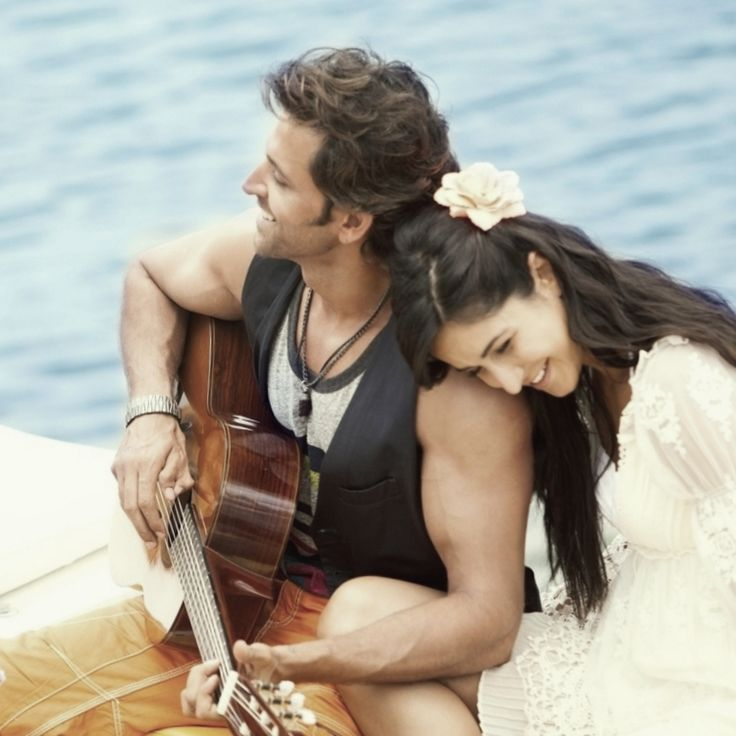 Hrithik Roshan & Katrina Kaif in Bang Bang