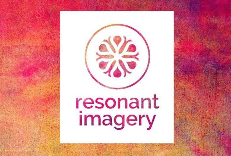 A fresh new logo for www.resonantimagery.com.au