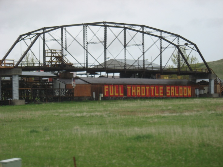 Full Throttle Saloon.
