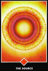 mensagem do dia 01-10-2015 - A Fonte - Osho Zen tarot