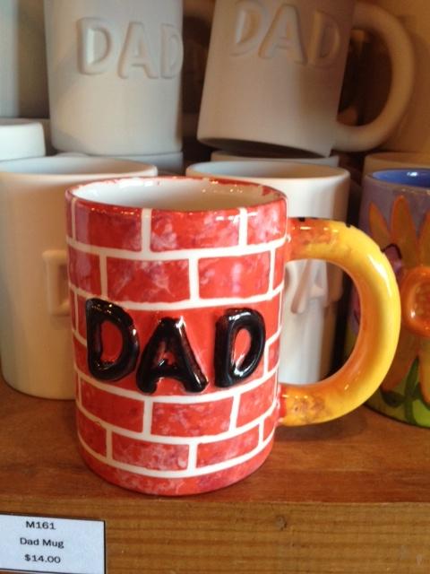 the DAD mug!