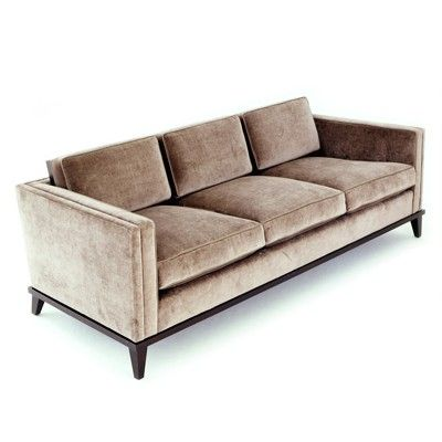 Furniture sofas hudson hudson sofa 50504 donghia furniture for Couch 0 interest