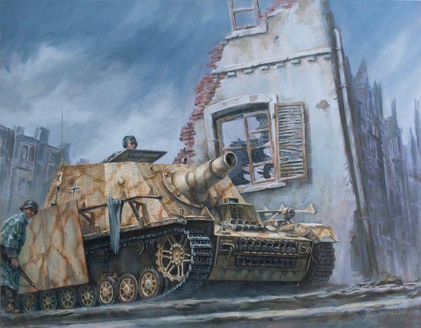 panzer arena