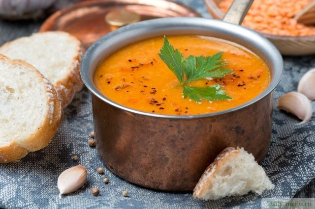 Японский морковный суп «Тайна гейши»