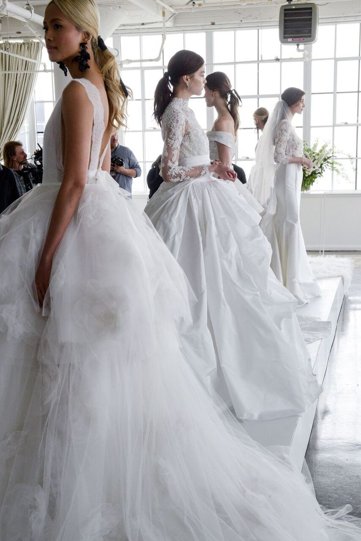 The Ss18 Marchesa Bridal Collection Your Dream Gown At Riziks