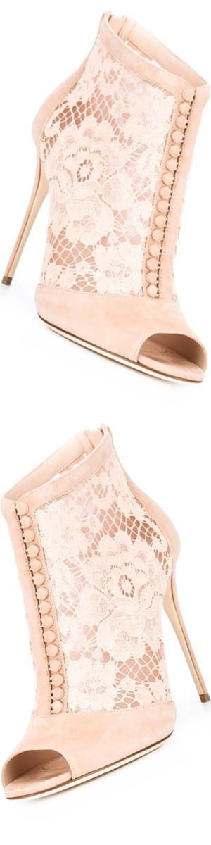 DOLCE & GABBANA 'Bette' Booties | House of Beccaria~