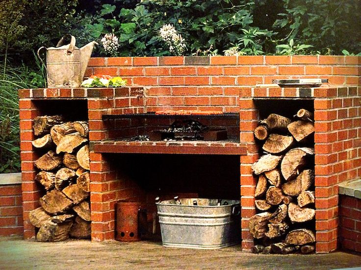 Backyard Brick Oven