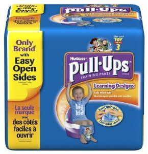 Huggies Pull-Ups Training Pants with Learning Designs, Boys, 3T-4T, 52 Count -   - http://babyentry.com/baby/potty-training/training-pants/huggies-pullups-training-pants-with-learning-designs-boys-3t4t-52-count-com/