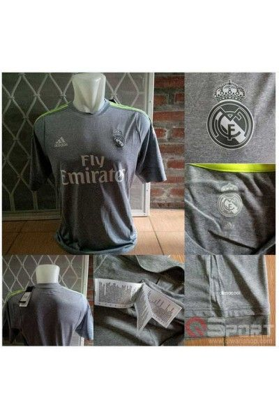 Jersey Real Madrid Away Official 2015/2016