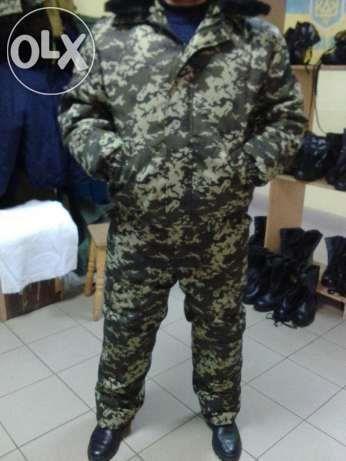 Армейский костюм пиксель