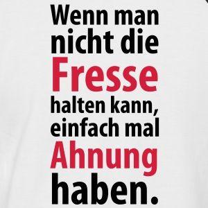 """... """"Fresse auf Pinterest  Sprueche, Schwarzer Kaffee und Sprüche"""
