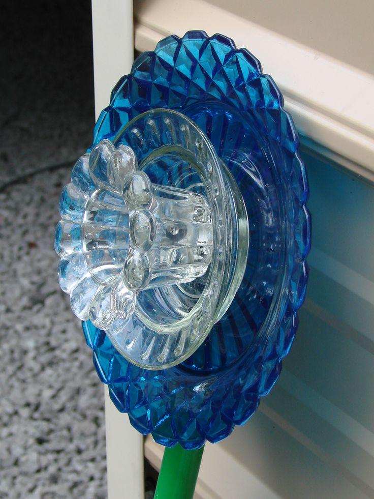 glass flower for my garden