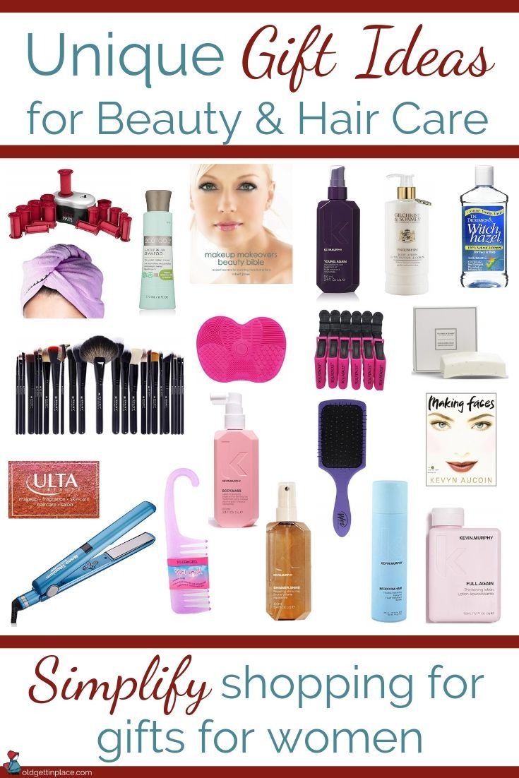 Gift Guide Unique Hair And Beauty Products For Women Hair Care
