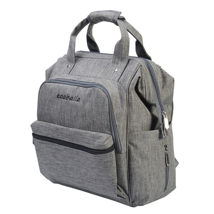 The Best Travel Diaper Bag Backpack for Men The Coabella Multi-Function Diaper Backpack. $46.50. Appeal for Men with Lots of Room for Baby Accessories.