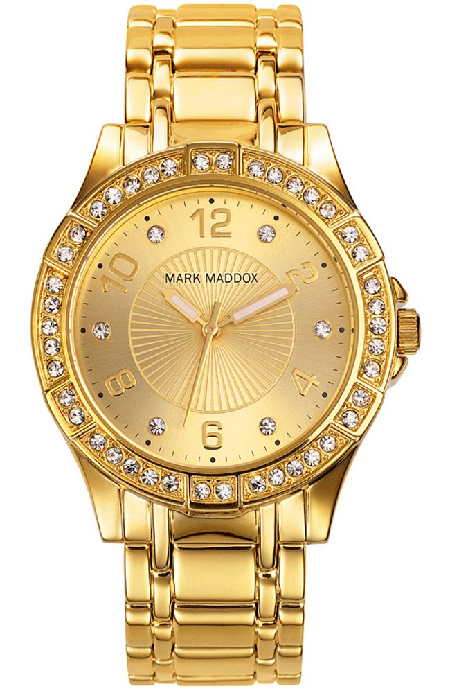 Explore our collection and shop Mark Maddox watches: http://www.e-oro.gr/markes/mark-maddox-rologia/