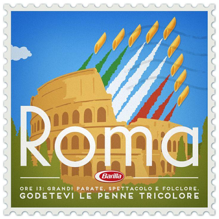 Grandi parate, spettacolo e folclore. Godetevi le Penne Tricolore! #Roma  #2giugno