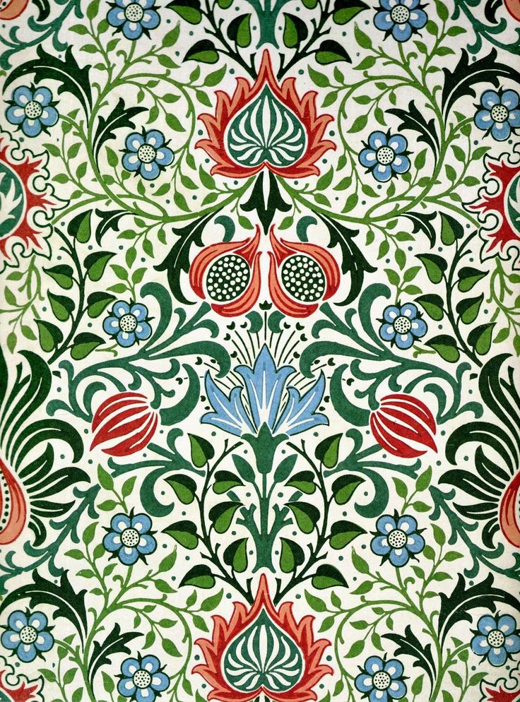 354 Best Images About William Morris Style On Pinterest