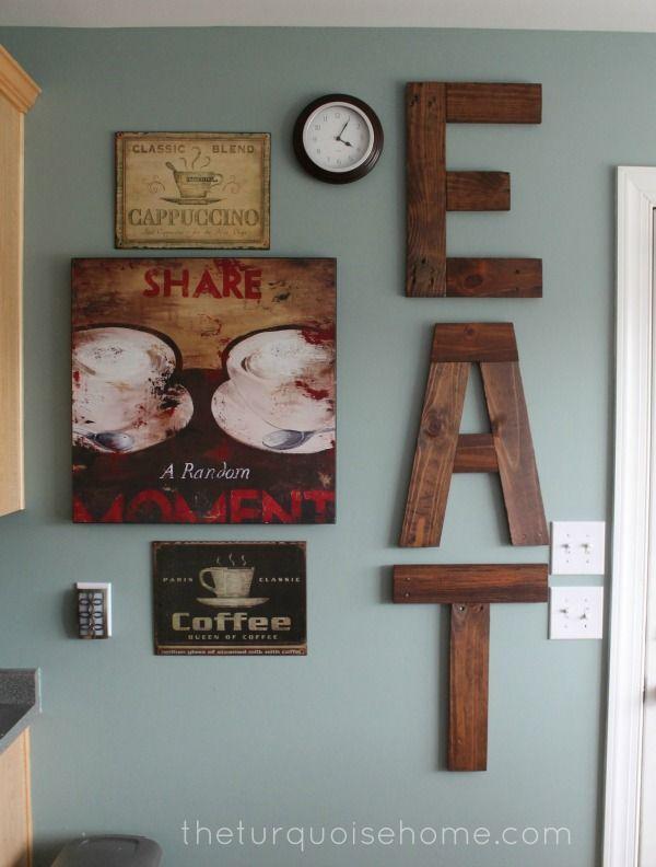 Elegant 18 Diy Wall Decor Ideas For Attractive Home Kitchen Wall Decor  Ideas Decor Part 89