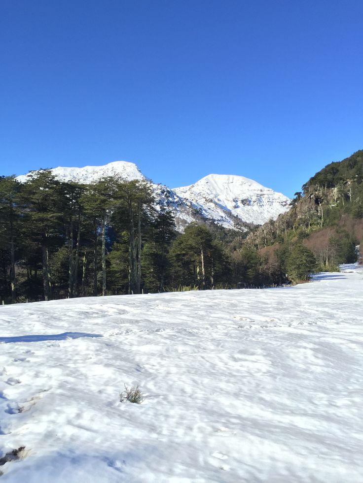 Curacautín, Araucanía, Chile