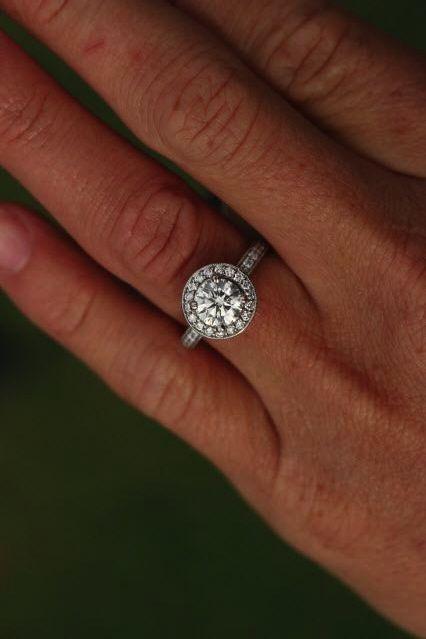 Assiniboine park conservancy wedding rings